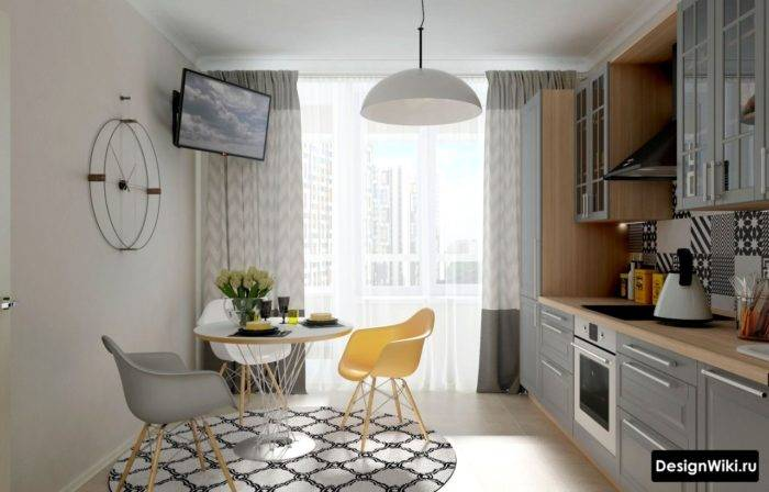 Кухня кремового цвета: методы формирования благородной палитры для дизайна интерьера