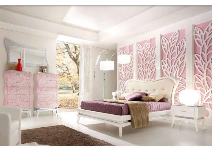 Спальня в стиле модерн: идеи создания уникального интерьера (140 фото)
