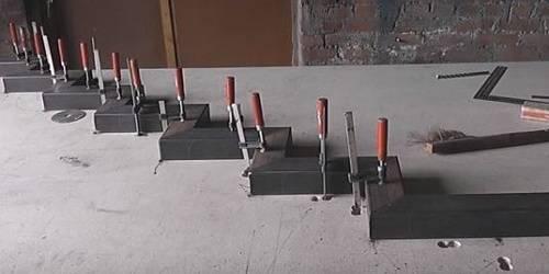 Изготовление лестницы из профильной трубы своими руками