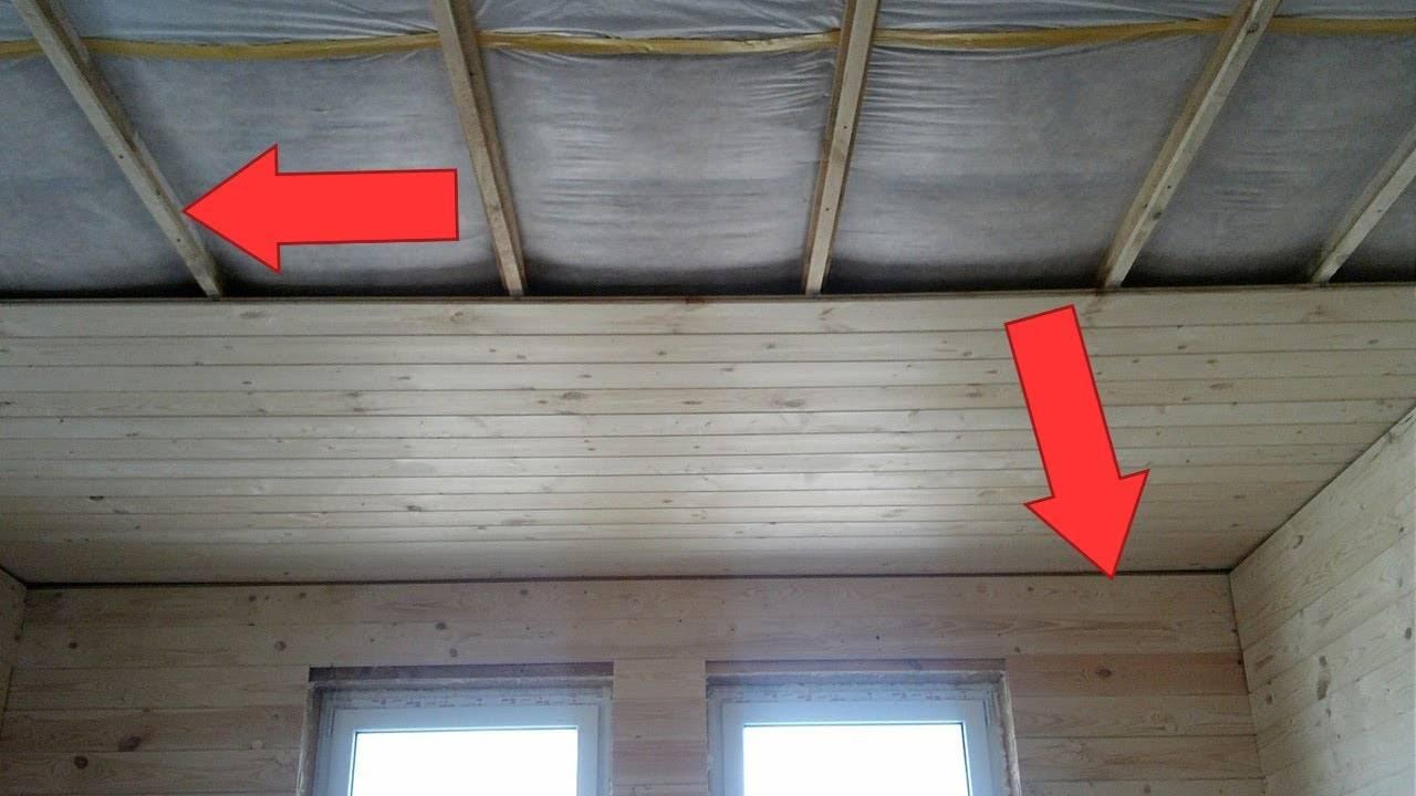 Особенности и правила утепления крыши бани