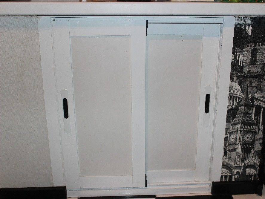 Как сделать зимний холодильник на кухне под окном?