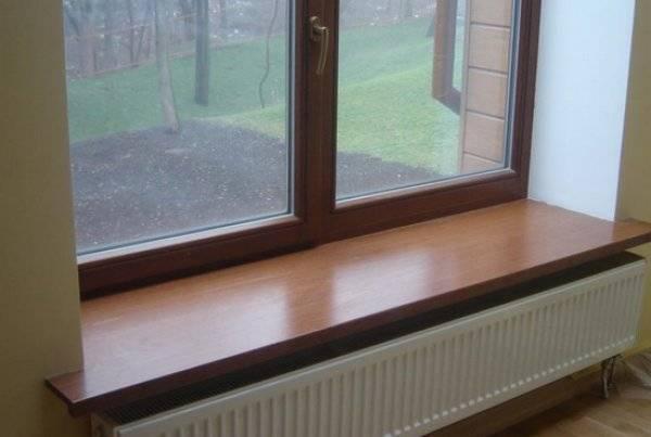Как правильно установить пластиковый подоконник и сделать откосы на окна