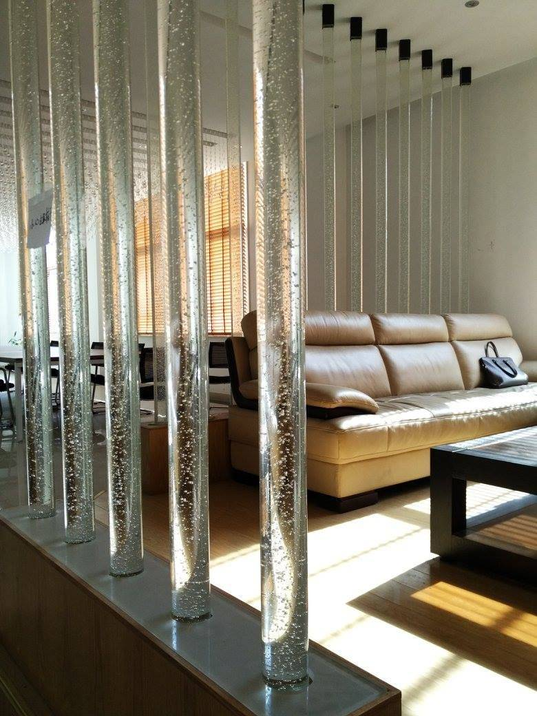 Фьюзинг, декоративное стекло в интерьере (фото и видео)