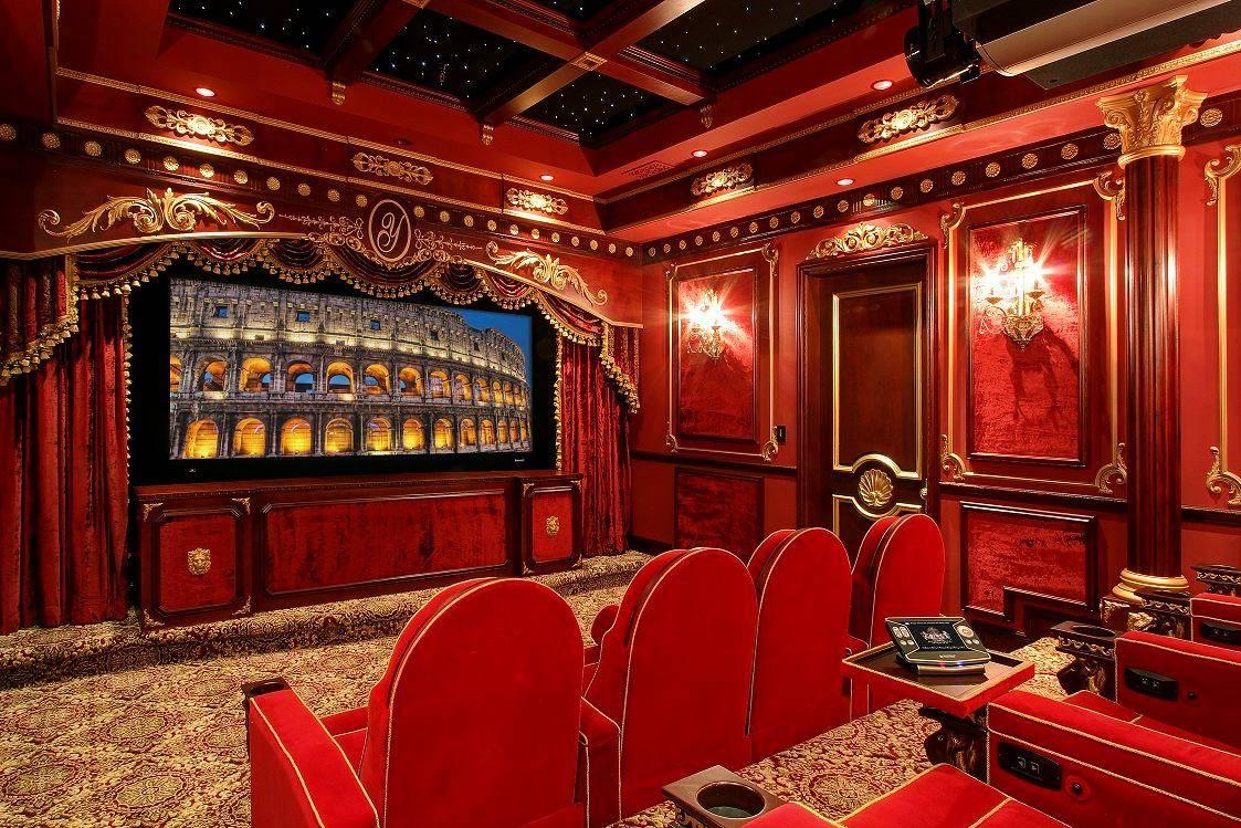 Как сделать домашний кинотеатр своими руками?