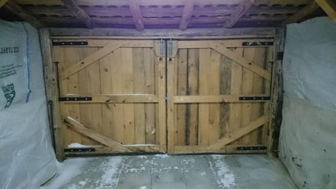 Секционные ворота своими руками чертежи - всё о воротах и заборе