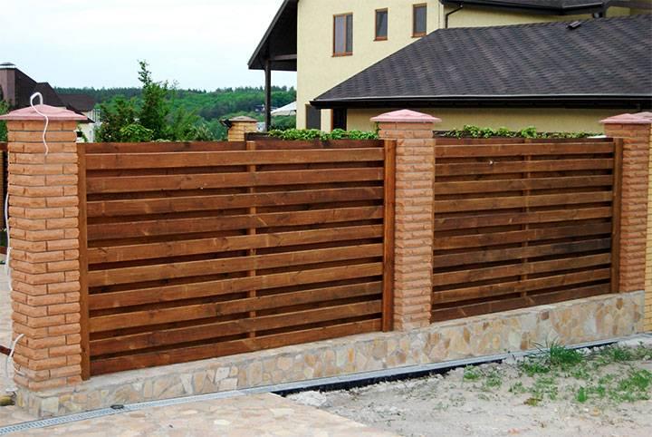 Как сделать металлический забор своими руками