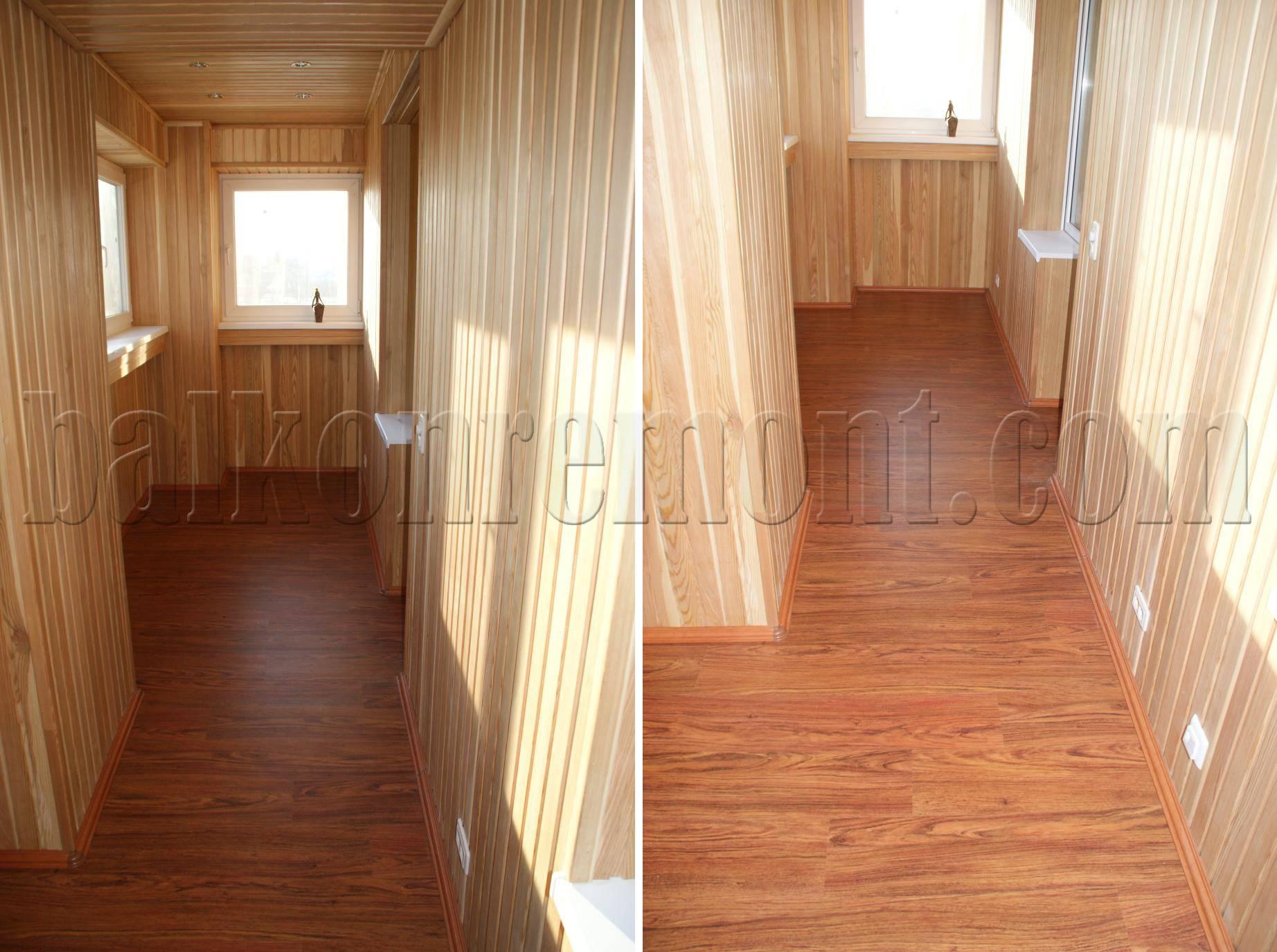 Внешняя и внутренняя отделка дома из бруса своими руками
