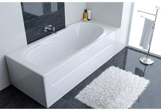 Уход за акриловой ванной: полезные советы и обзор средств для чистки
