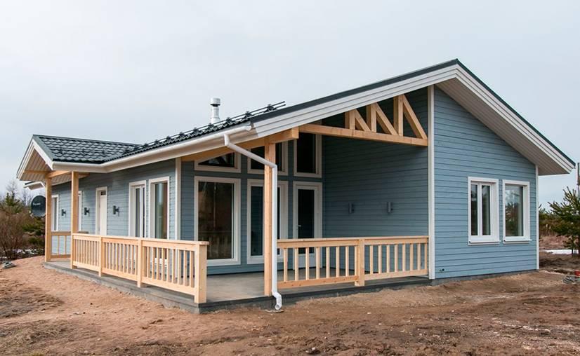Каркасно щитовой дом: пошаговая инструкция строительства своими руками