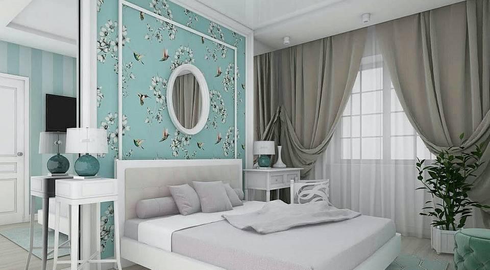 Цвет стен в спальне: 100 фото красивых идей и сочетаний - дизайн интерьера