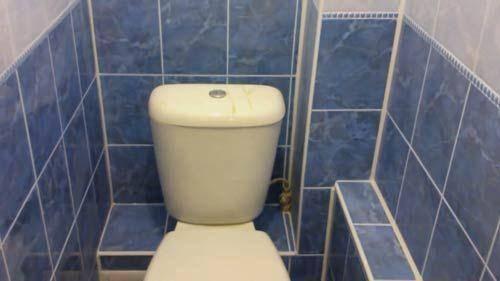 Как закрыть канализационную трубу в туалете: чем заделать, спрятать