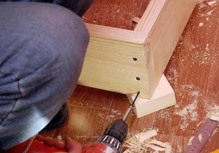 Как собрать дверную коробку своими руками: пошаговая инструкция и схема