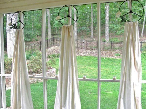 Украшение окон: 110 фото как украсить быстро и просто оформить окна
