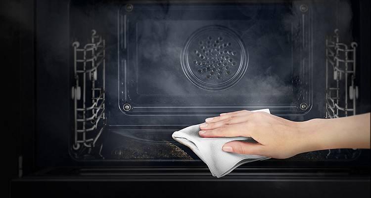 Очистка духовки: какая лучше — каталитическая, пиролитическая и гидролизная системы