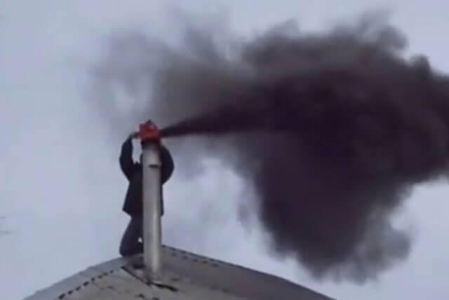 Как прочистить дымоход своими руками: выбираем, чем лучше прочистить дымоход и подходящий способ
