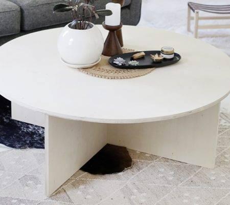 Журнальный столик своими руками - пошаговая инструкция по созданию столика