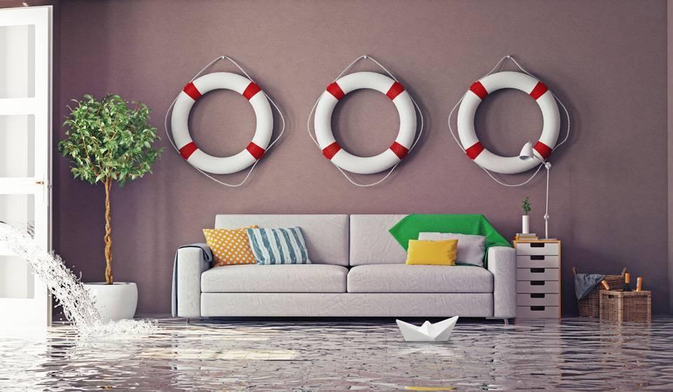 Что делать, если затопили соседи