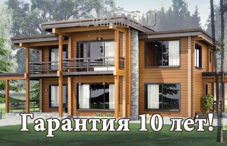 Дома из оцилиндрованного бревна: плюсы и минусы сооружений, технология строительства