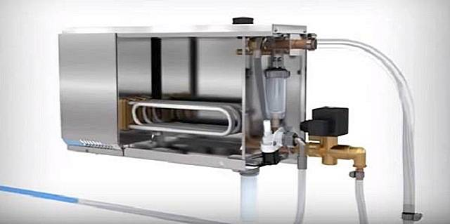 Как сделать парогенератор для бани своими руками: самый простой и наглядный вариант