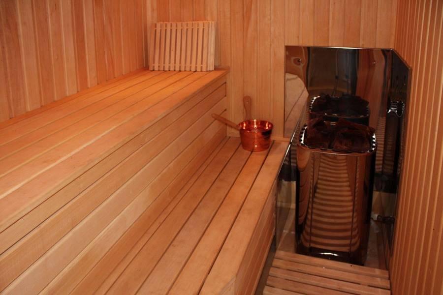 Обшивка бани изнутри с фото и видео обшивки бани вагонкой своими руками