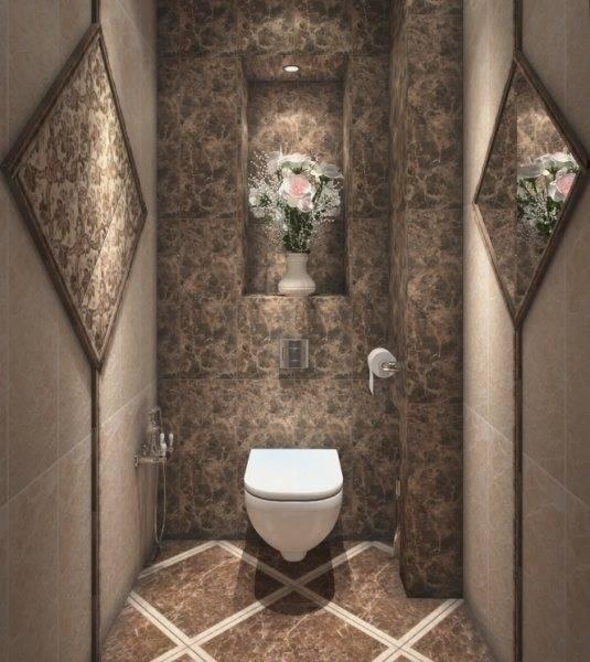 90 фото с лучшими современными идеями для дизайна туалета 2018
