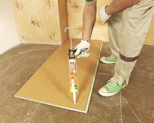 Отделка стен ламинатом: фото в интерьере и способы его крепления