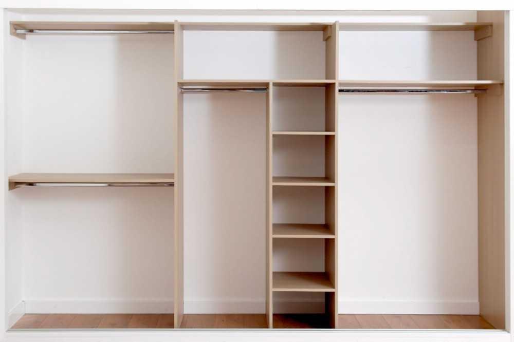 Как сделать шкаф своими руками - правильное изготовление встроенных и навесных шкафов