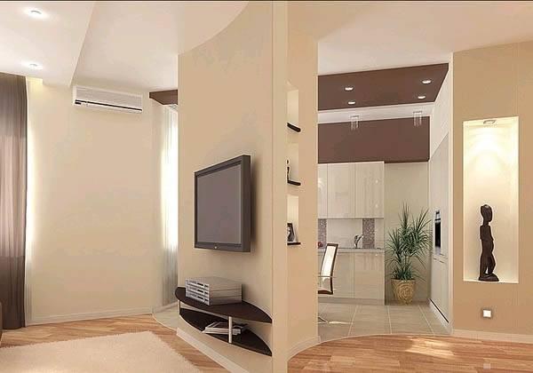 Как сделать перегородку для зонирования комнаты своими руками: фото, видео монтажа межкомнатных перегородок