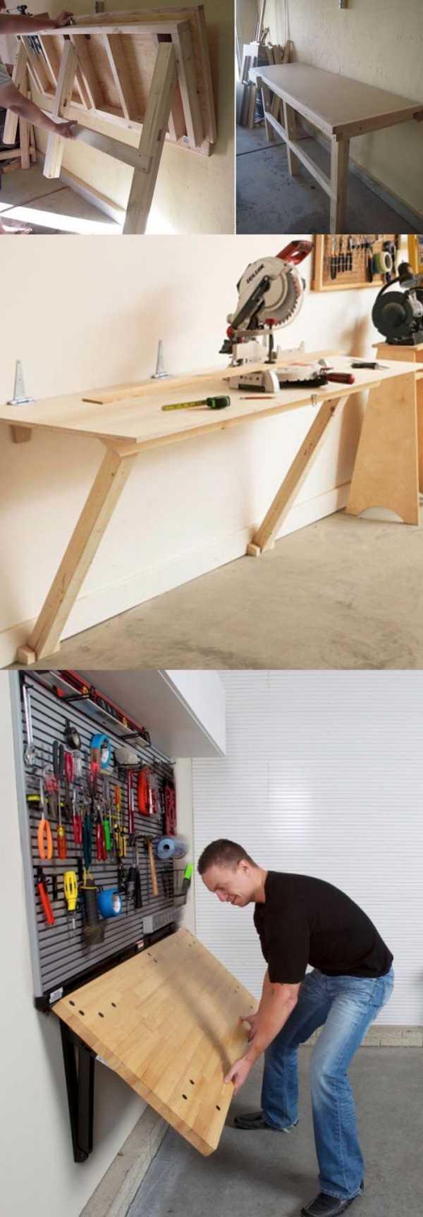 Самоделки для гаража своими руками: идеи для гаража и мастерской с фото