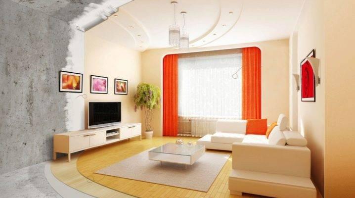 Что сначала обои или натяжной потолок - или наоборот, отзывы о ремонте