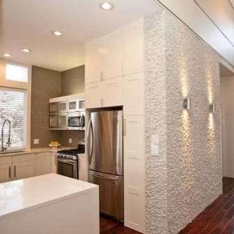 Моющаяся краска для стен кухни (42 фото): для на , для на фактурная, для на отзывы