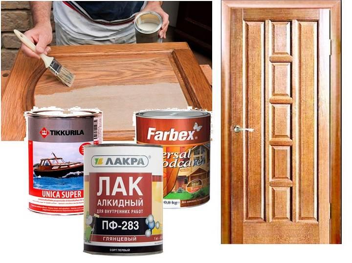 Как обновить межкомнатную дверь своими руками: простые варианты