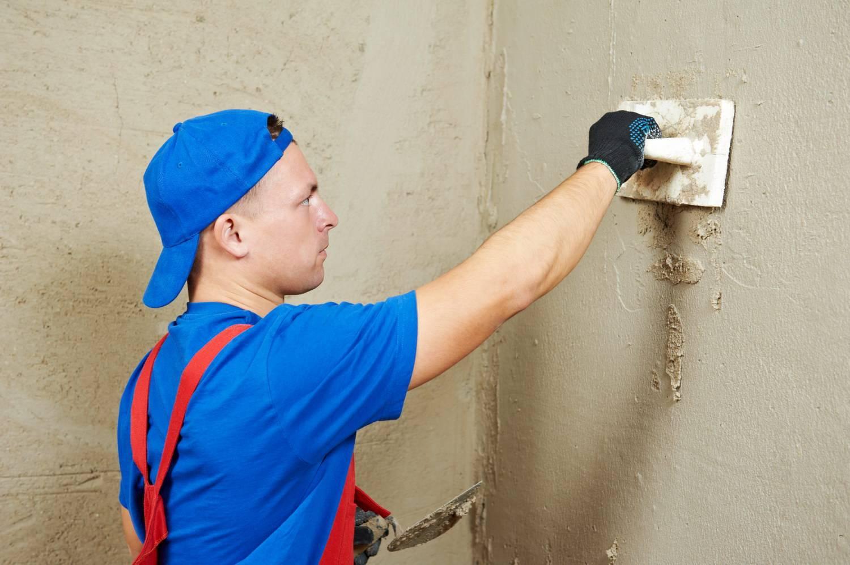 Улучшенная штукатурка стен. состав и толщина по снип и сп