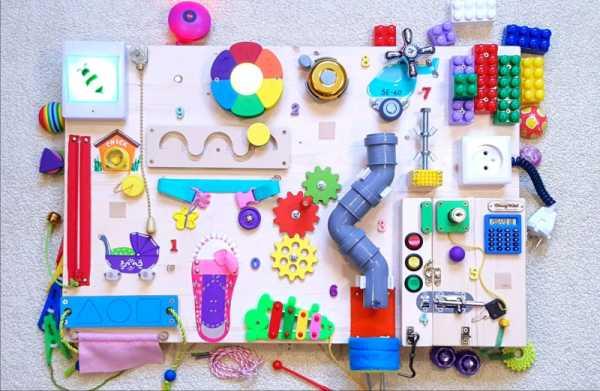 Бизиборд своими руками для мальчика: пошаговый мастер-класс и обзор лучших идей для игры (видео + 75 фото)