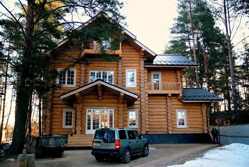 Дома в русском стиле (63 фото): проекты строительства деревянных и кирпичных коттеджей