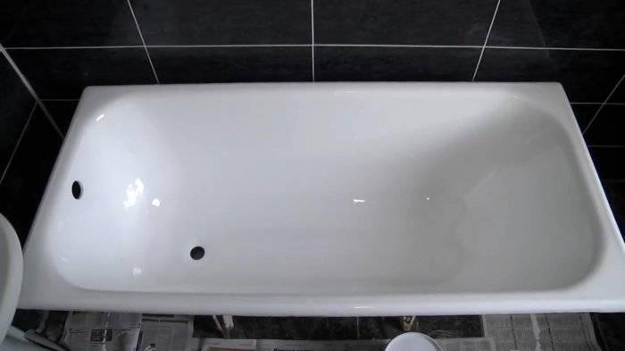 Реставрация ванной — способы обновления и пошаговая инструкция полноценного восстановления ванны