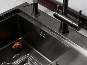 Как установить раковину на кухне: правила монтажа врезных и отдельно-стоящих моделей