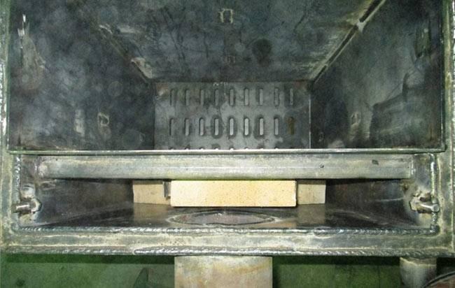 Твердотопливный шахтный котел холмова своими руками (чертежи, размеры)