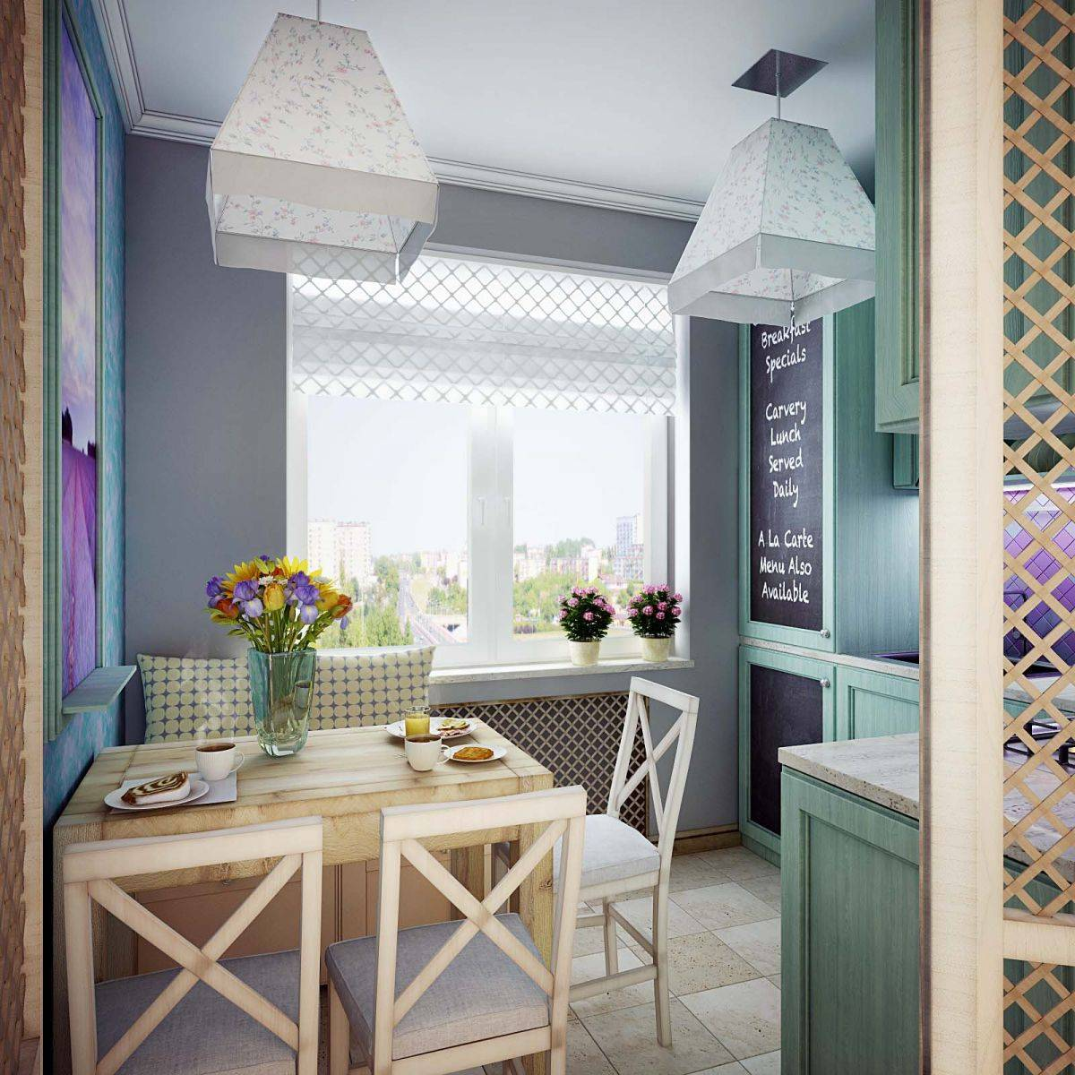 Покраска стен на кухне своими руками – пошаговое описание