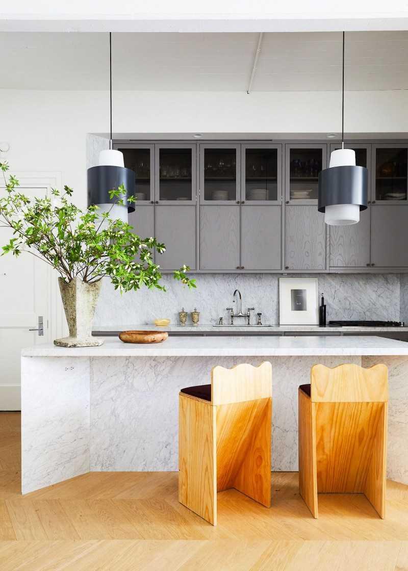 Современная кухня 2020. 200 свежих идей с фото
