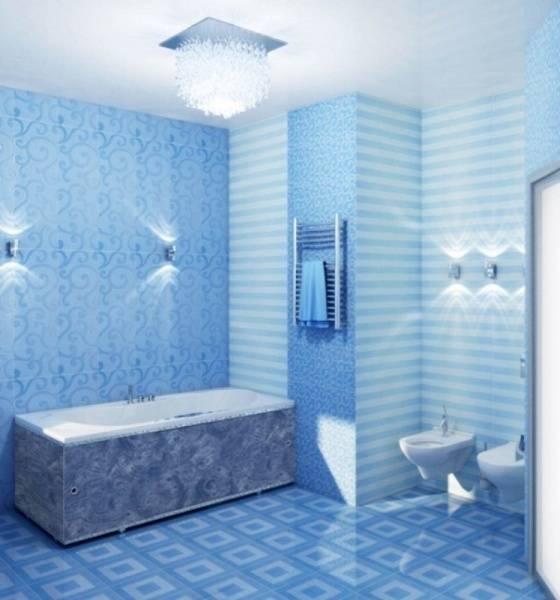 Панели пвх - размеры: для стен и потолков, обзор разновидностей панелей и их свойства