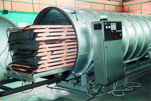 Профилированный брус камерной сушки от производителя