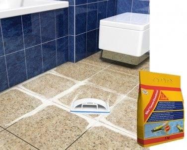 Затирка швов плитки в ванной своими руками, как правильно делать затирку швов плитки в ванной