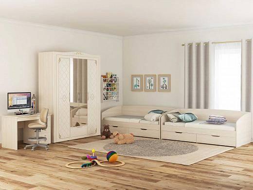 Угловые шкафы в детскую