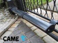 Автоматика для откатных ворот: привод nice, электропривод doorhan и came, комплект hormann и sommer