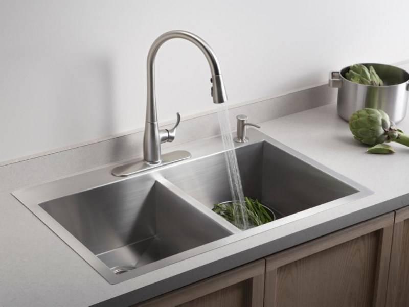Как выбрать угловую мойку для кухни и не пожалеть: размеры, материалы, секреты
