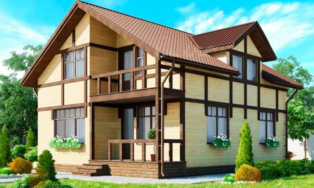 Каркасный дом 6х6 своими руками пошаговая инструкция