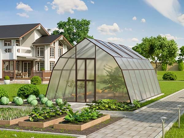 Теплицы glass house: особенности и преимущества конструкций