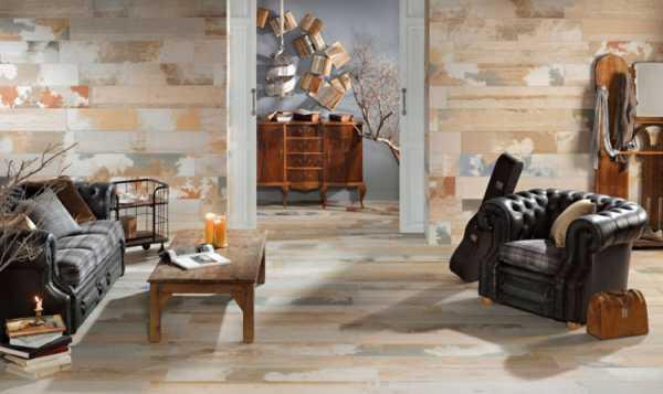 Напольная плитка под дерево: керамическое, кафельное, деревянное покрытие пола, его текстура и цвет