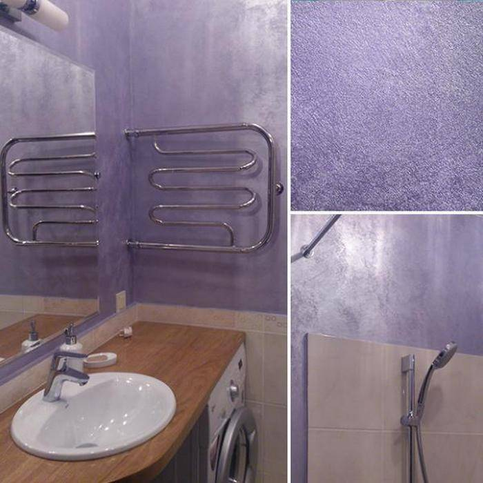 Шпаклевка для ванной комнаты под покраску